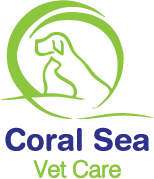 Coral Sea Vet Care QLD logo